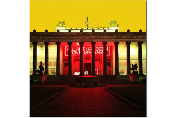 all art has been contemporary, Altes Museum Berlin _3