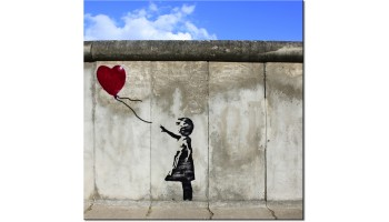 Balloon Girl in Love